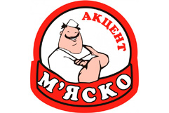 Лого Акцент Мяско